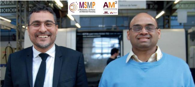 Article AMMag sur la poursuite de la collaboration Texas A&M et MSMP | MSMP Aix-en-Provence