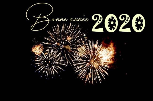 Bonne Année    Laboratoire MSMP