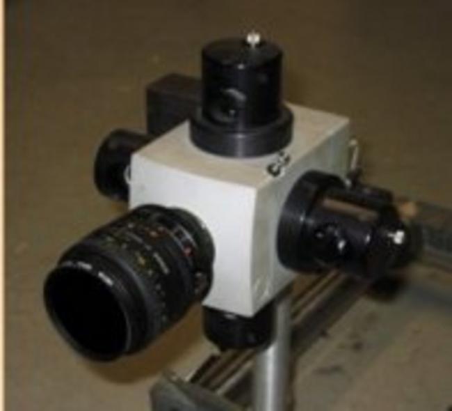 Système d'interférométrie de speckle Dantec Dynamics Q-300