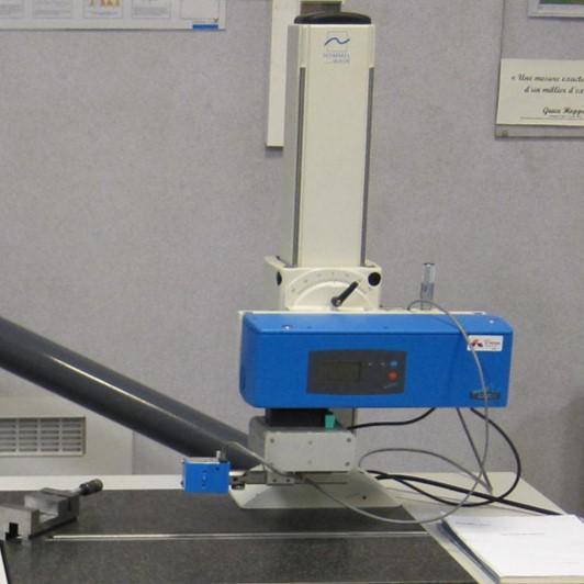 Profilomètre 2D et 3D HOMMEL Somicronic