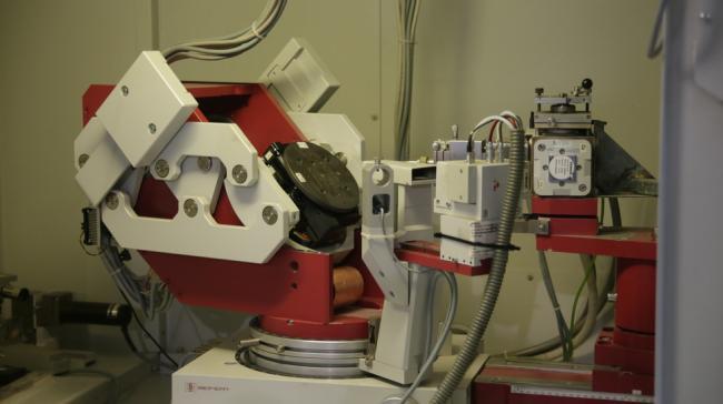 Diffractomètre Seifert 3000PTS