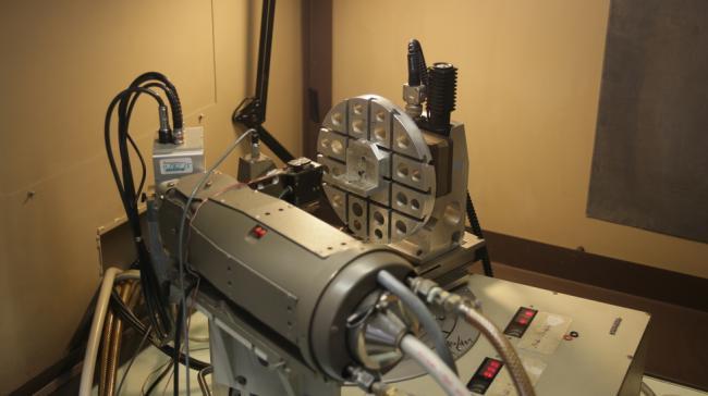 Diffractomètre Siemens D500