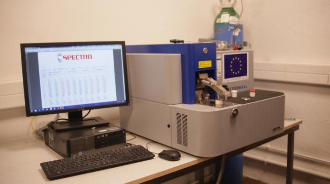 Spectromètre SPECTROMAXx